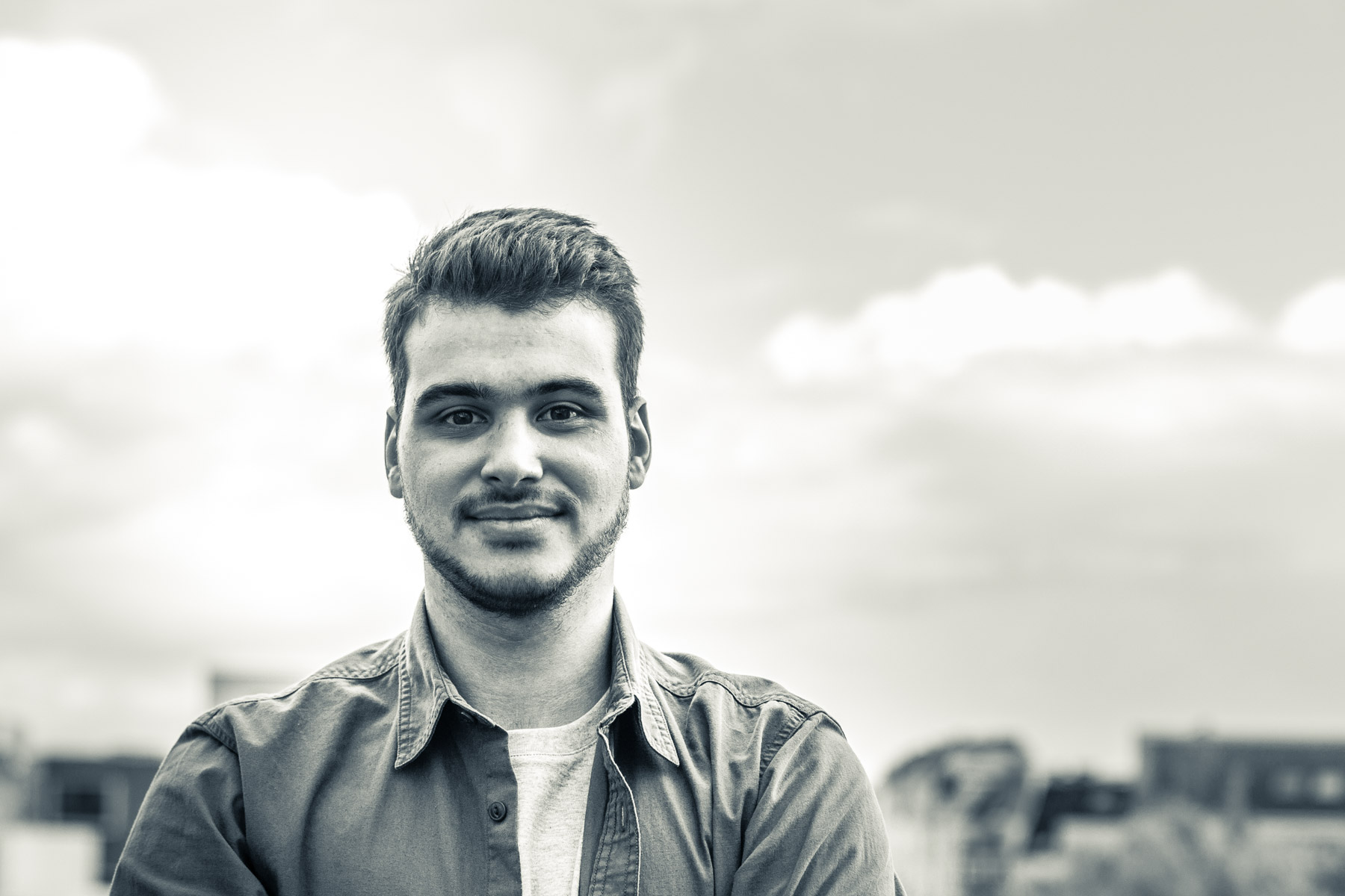 Maxime Raty - Project manager